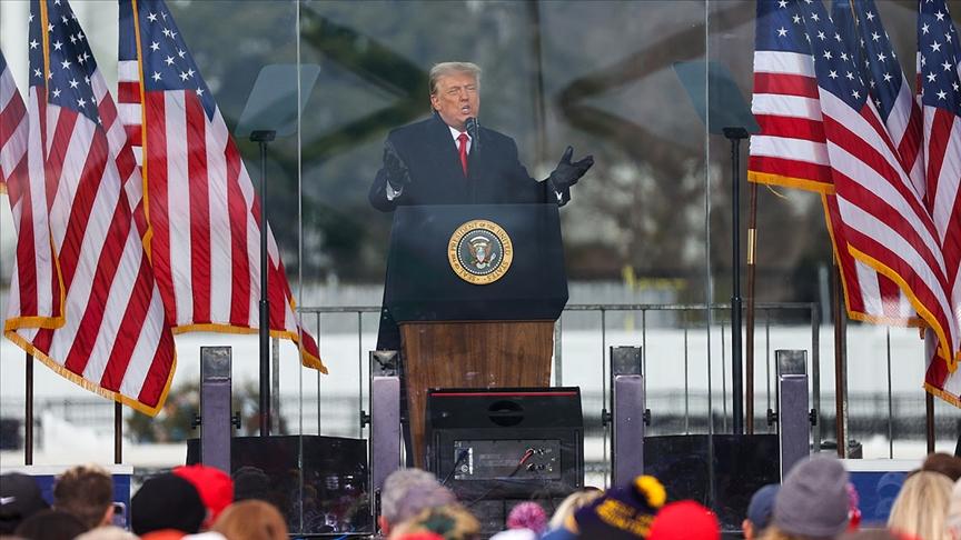 'Trump görevden alınsın' baskısı artıyor