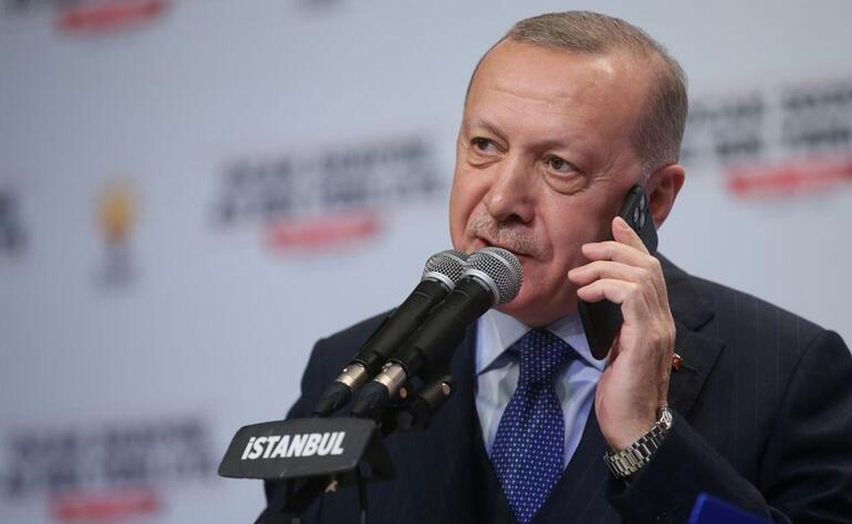 Başkan Erdoğan, haberleşme uygulamaları BiP ve Telegram'a katıldı