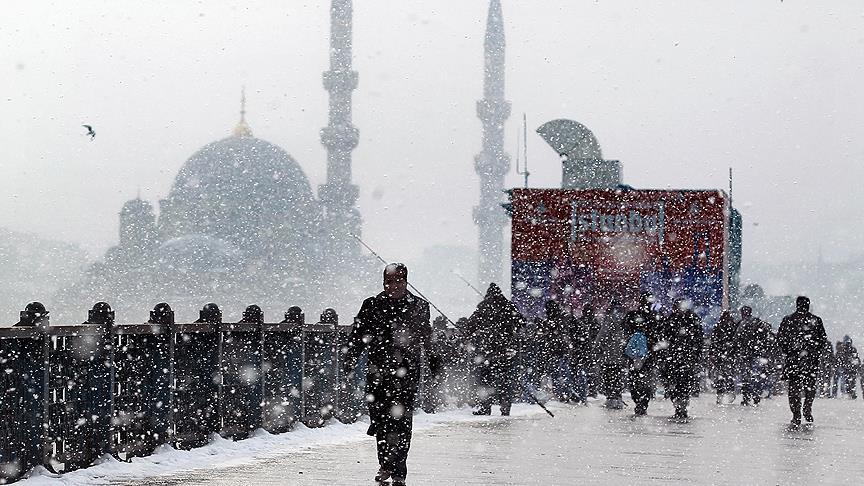 İstanbullular için kar uyarısı! Yağışlar kaç gün sürecek?