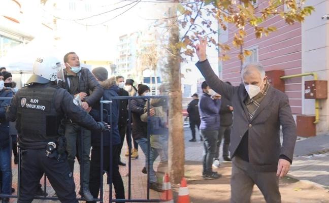 HDP'li Katırcıoğlu'ndan skandal hareket