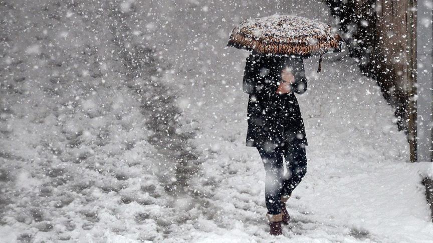 Meteoroloji'den peş peşe uyarı: Kar kapıya dayandı