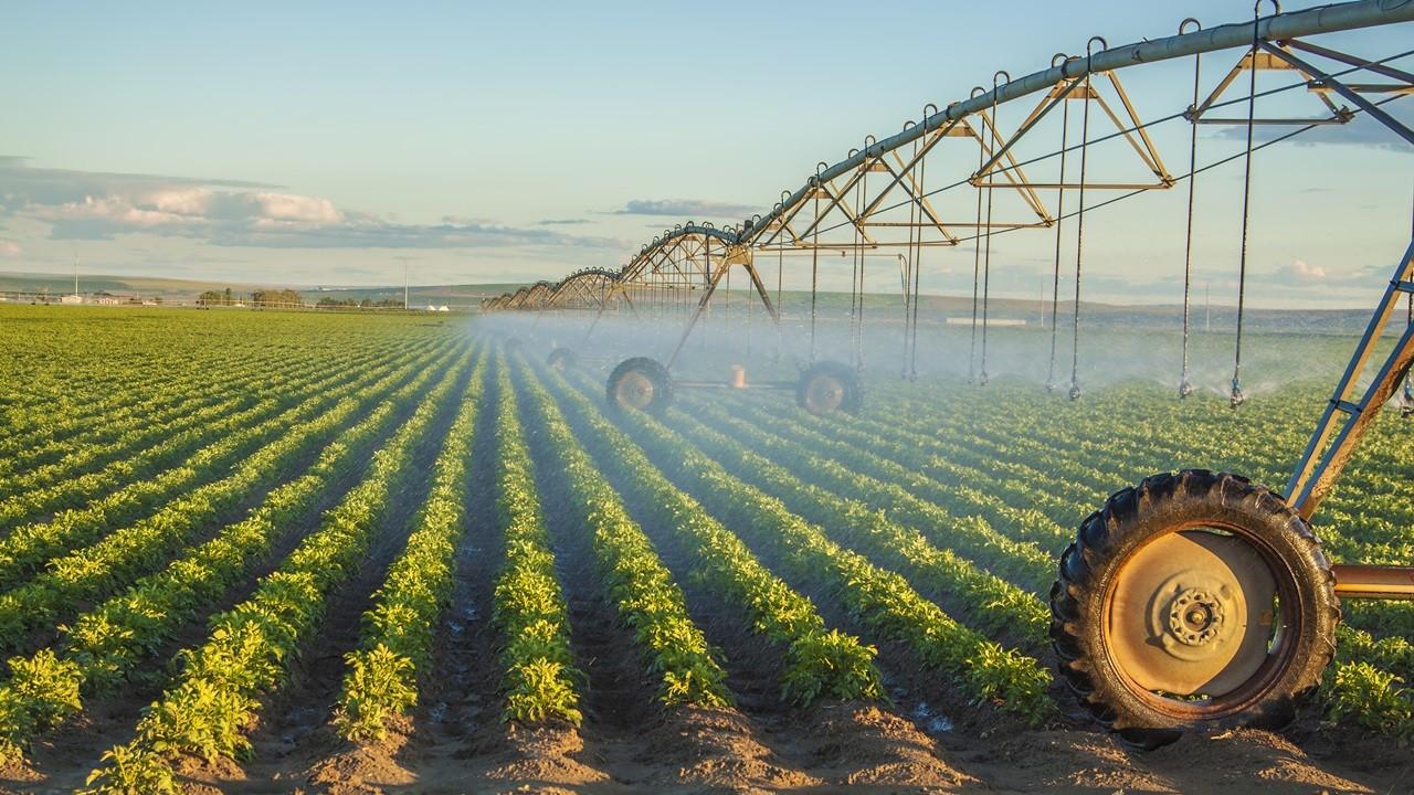 Ziraat Bankası'ndan çiftçilere 'tasarruflu sulama kredisi'