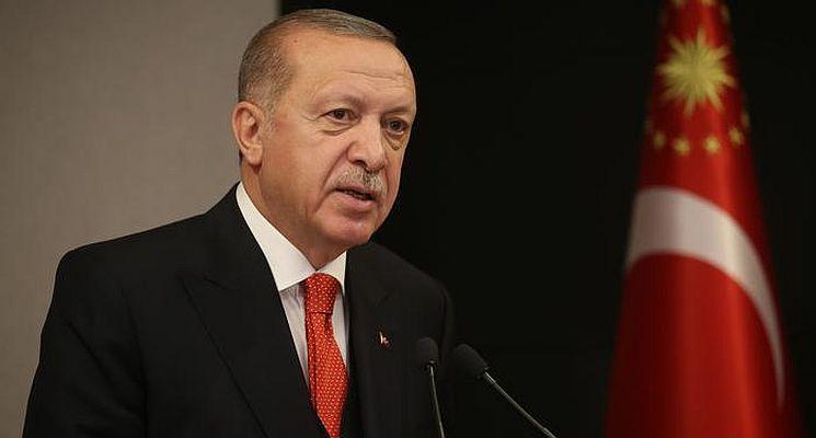 Başkan Erdoğan'dan flaş aşı açıklaması