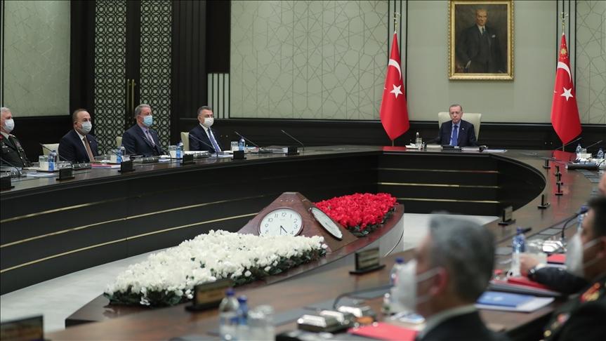 Milli Güvenlik Kurulu toplantısı sona erdi! İşte alınan kararlar
