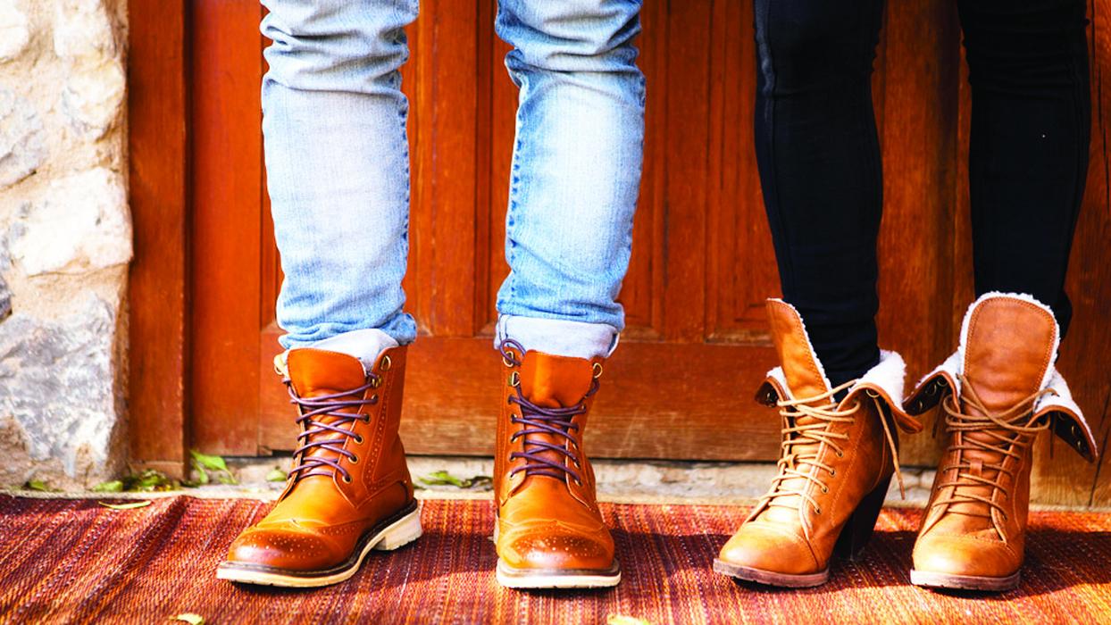 Aynı ayakkabıyı 2 gün üst üste giymeyin