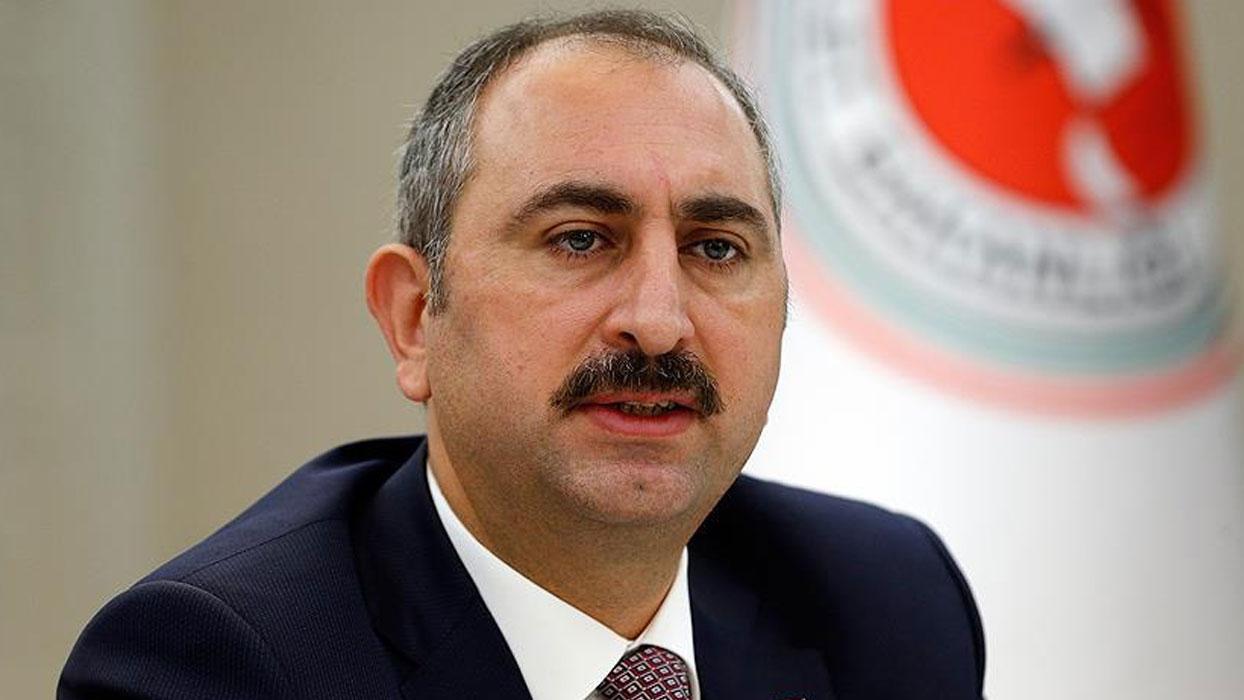 Adalet Bakanı Gül'den HSK'ye inceleme izni