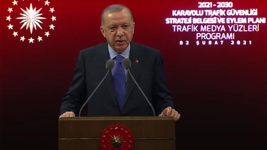 """Başkan Erdoğan: """"Hedefi tutturan iki ülkeden biri olduk"""""""