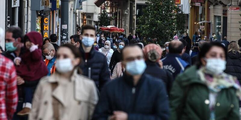 Türkiye'de son 24 saatte 7 bin 795 yeni vaka tespit edildi