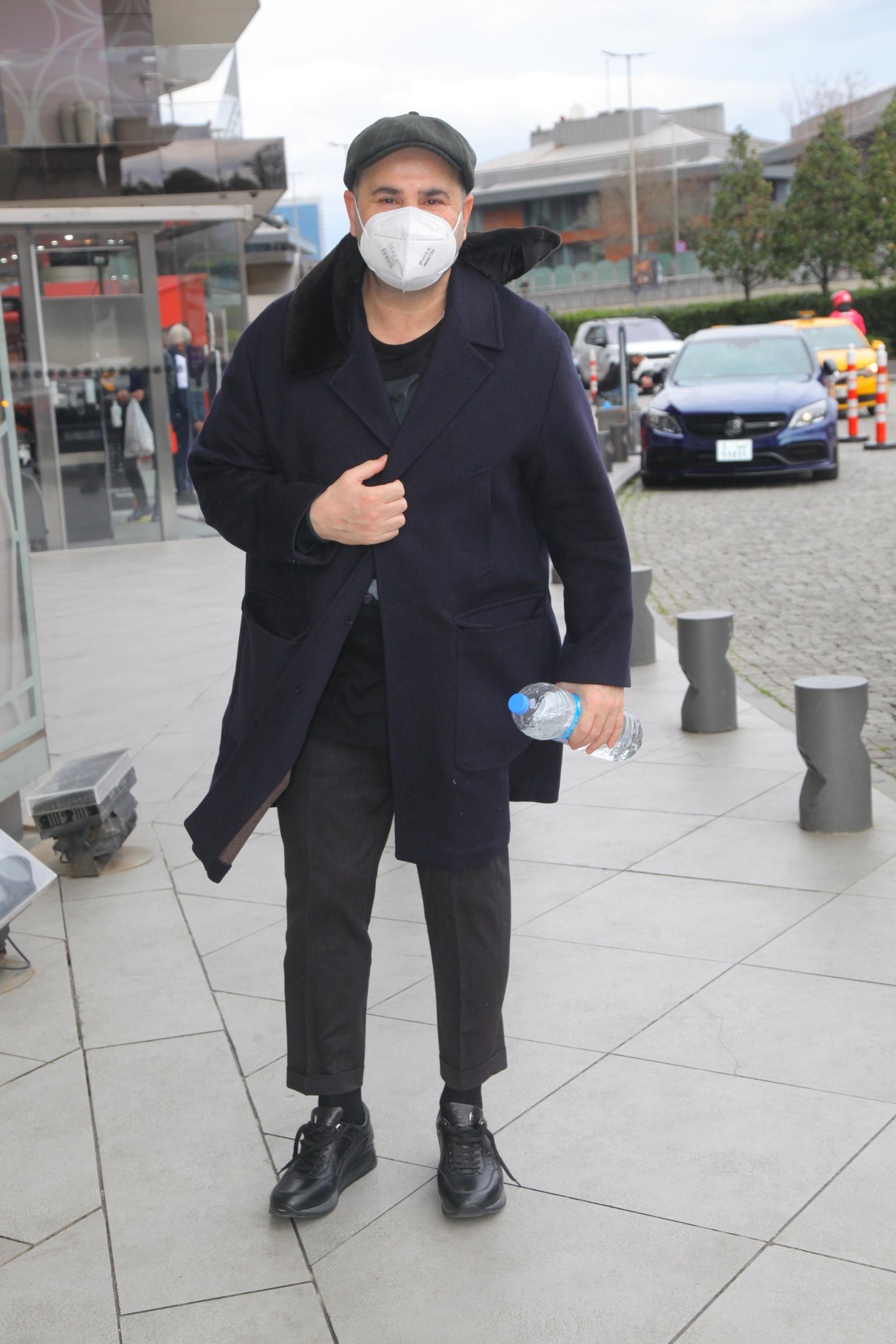 Şafak Sezer'in pandemi projesi yolda