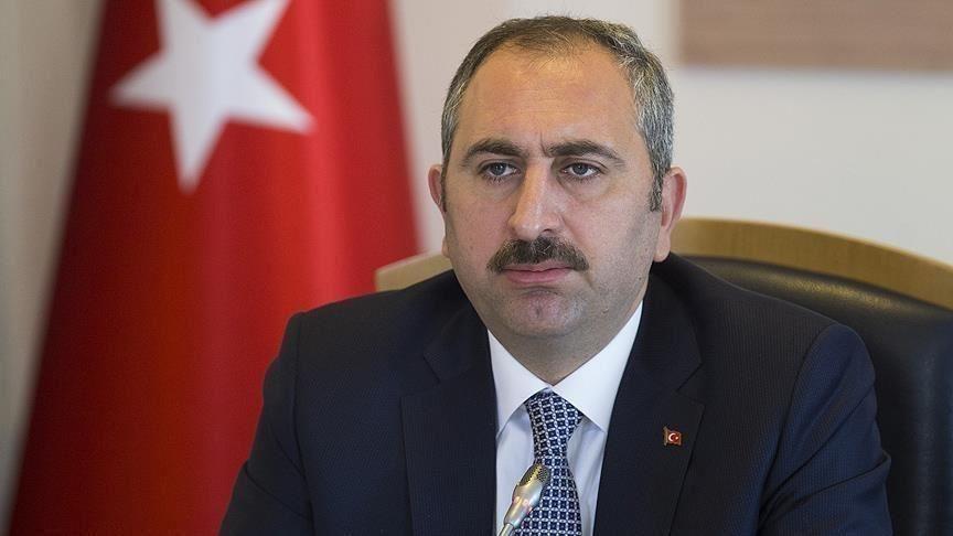 Adalet Bakanı Gül: Türk yargısı milletimiz adına hesap sormaya devam edecektir