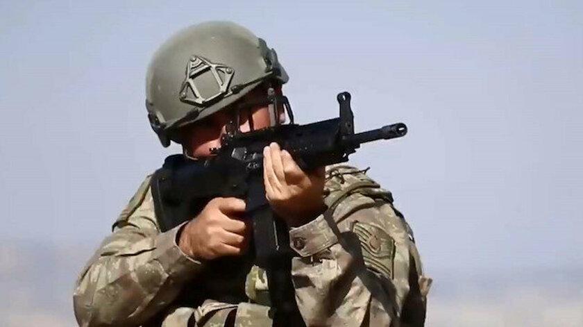 Milli Piyade Tüfeği MPT-76-MH göreve hazır
