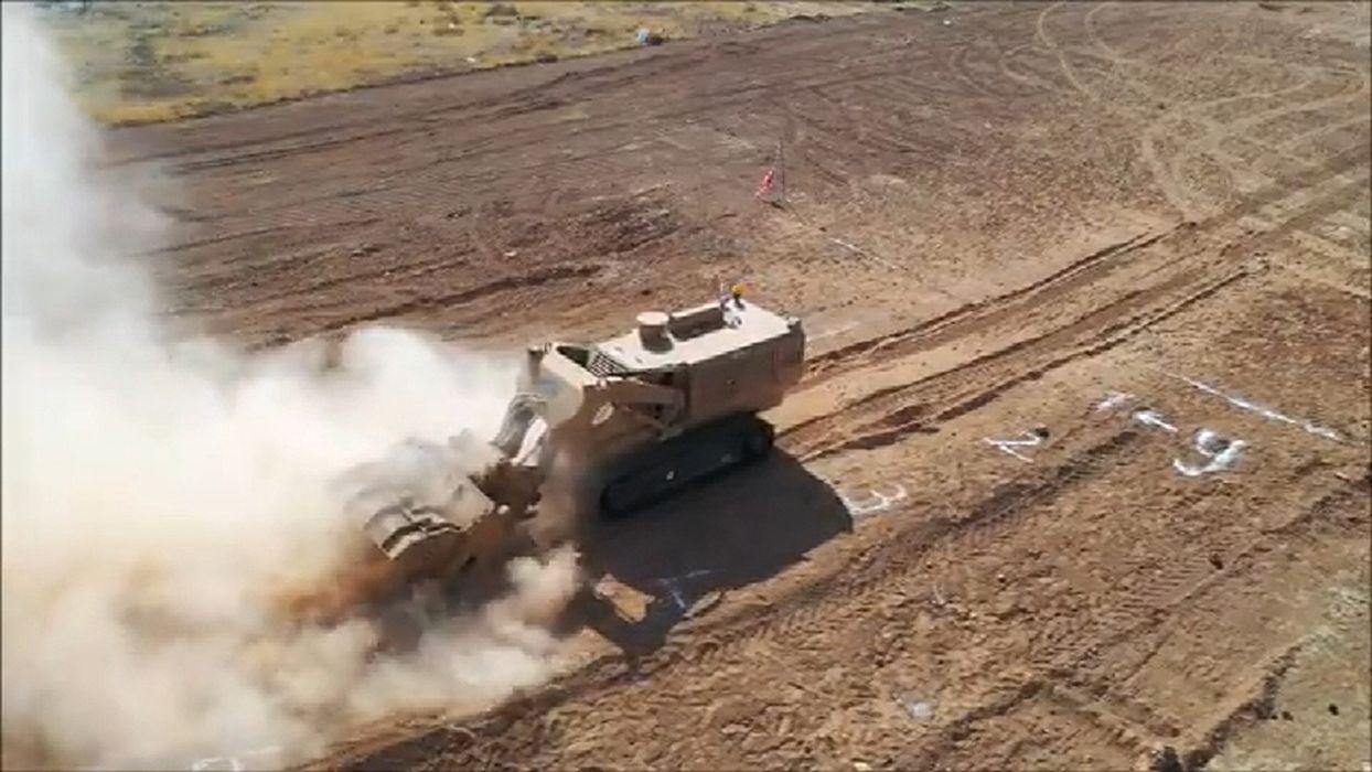 Milli Savunma Bakanlığı duyurdu: 'Mayın Avcısı' tüm testleri geçti