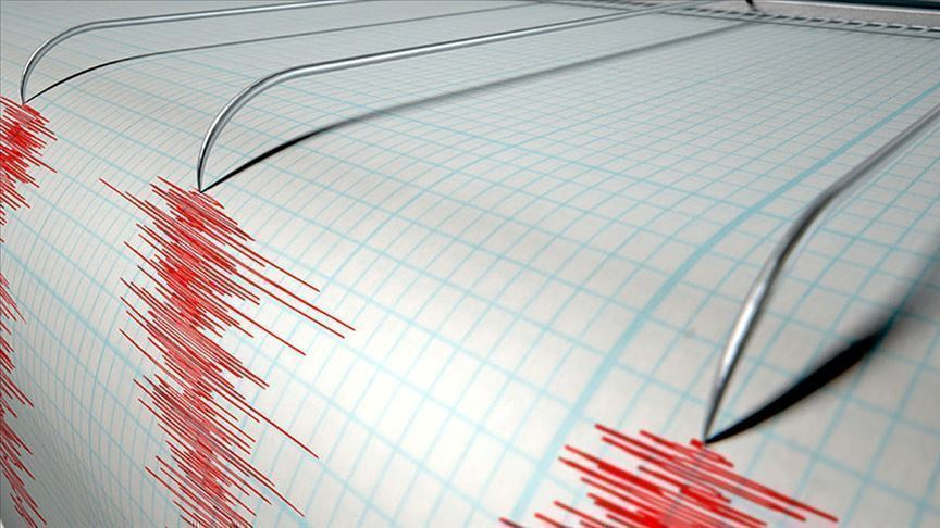 İzmir'de 4,4 büyüklüğünde deprem meydana geldi