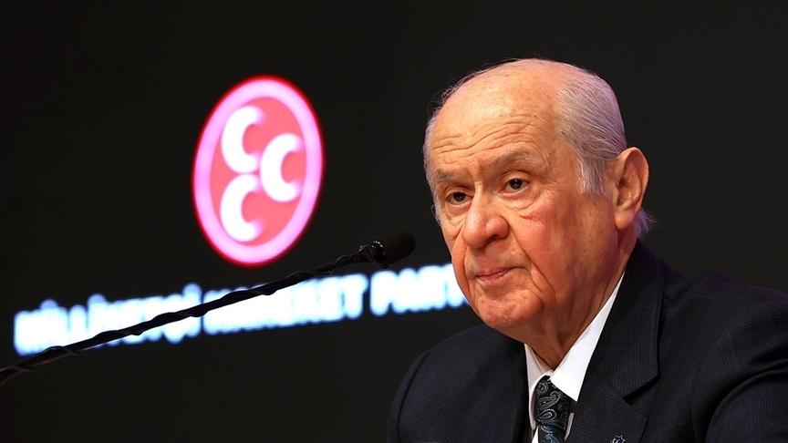 Bahçeli, Anayasa Mahkemesi'nin Berberoğlu kararını eleştirdi