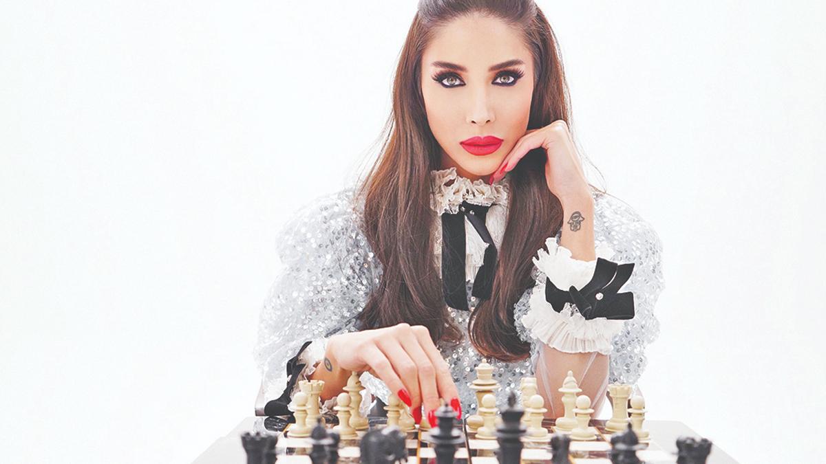 En büyük tutkum satranç!