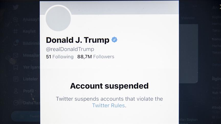 "Twitter'dan Trump'a şok! ""Başkan olsa bile..."""