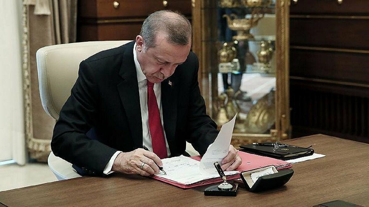 Başkan Erdoğan imzayı attı... 3 şirket kurulacak