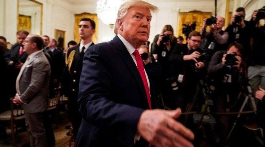 Trump azil yargılamasında bir kez daha aklandı