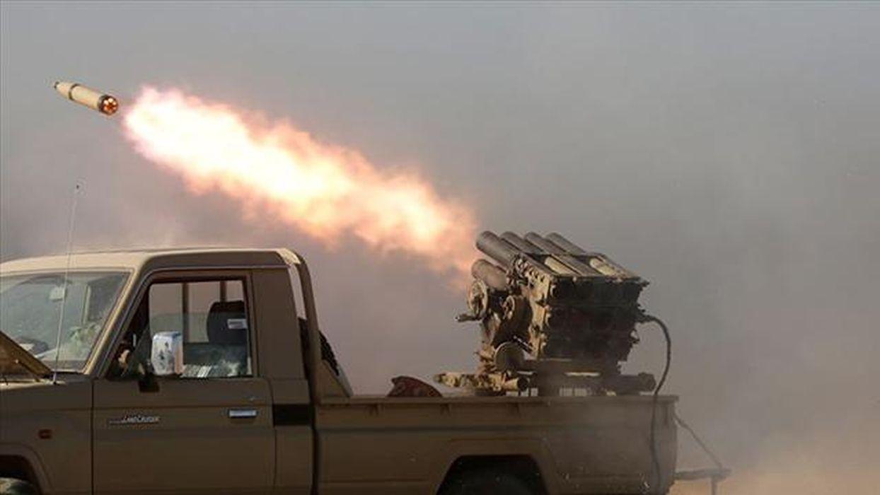 Irak'ta ABD askeri üssünün bulunduğu havaalanına füzeli saldırı