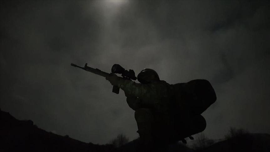 Milli Savunma Bakanlığı: Fırat Kalkanı bölgesinde 2 terörist etkisiz hale getirildi