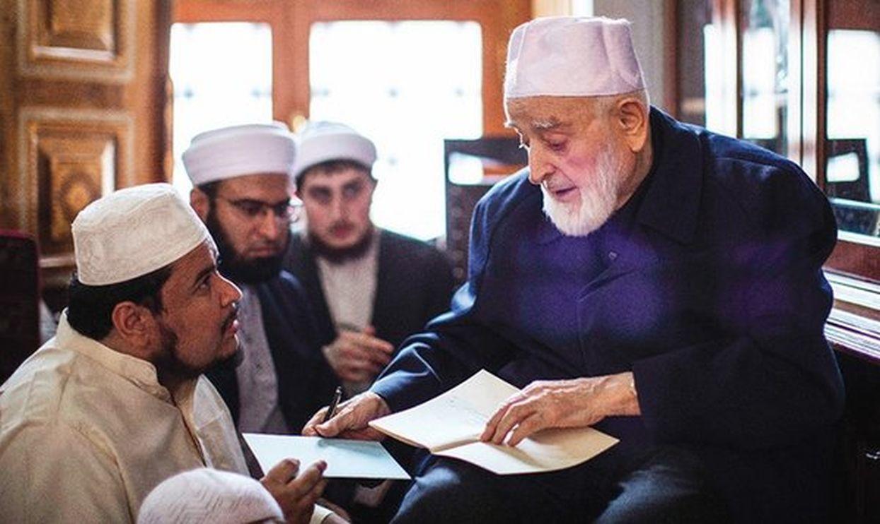 Muhammed Emin Saraç Hoca vefat etti