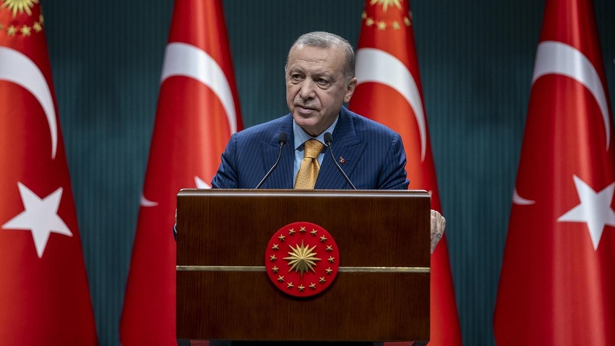 Başkan Erdoğan'da yeni ABD yönetimine mesaj
