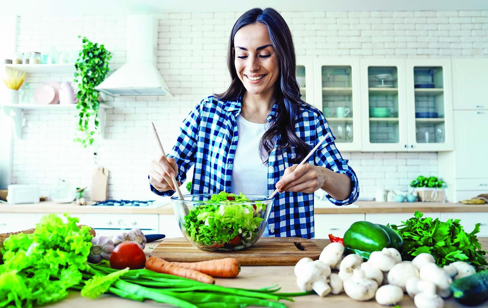 Bitkiler sayesinde sağlıklı yaşlanmak mümkün