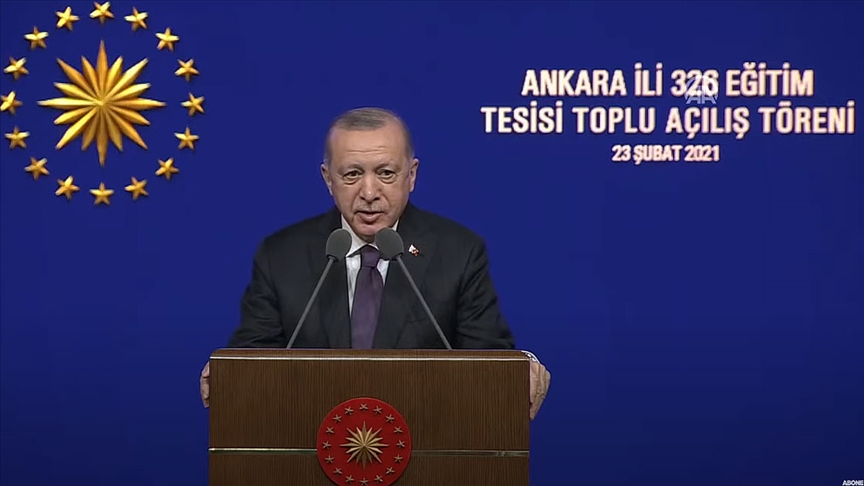 Başkan Erdoğan duyurdu: 20 bin öğretmen atayacağız