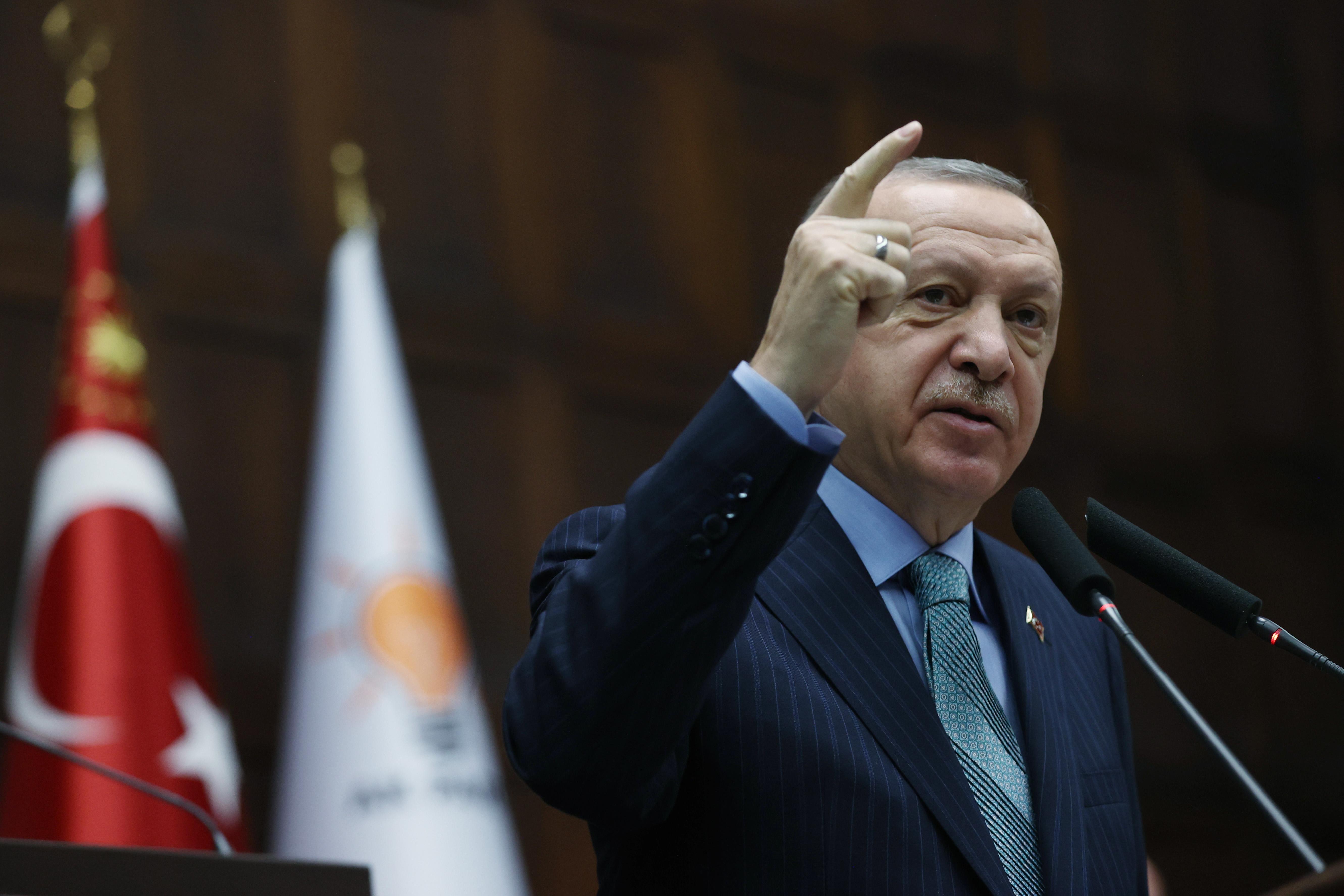 Başkan Erdoğan: Bütün o teröristleri buluyor, inlerini başlarına geçiriyoruz