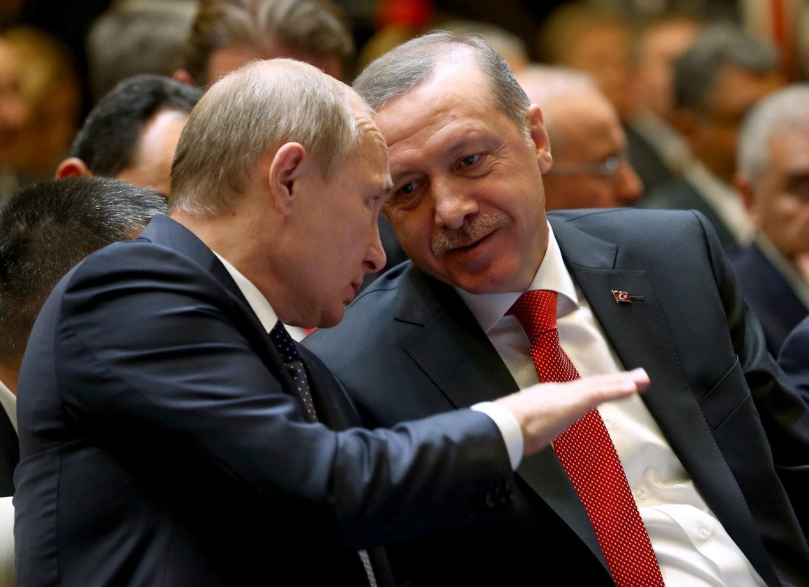 Batılı liderlerde bu diyalog yok!