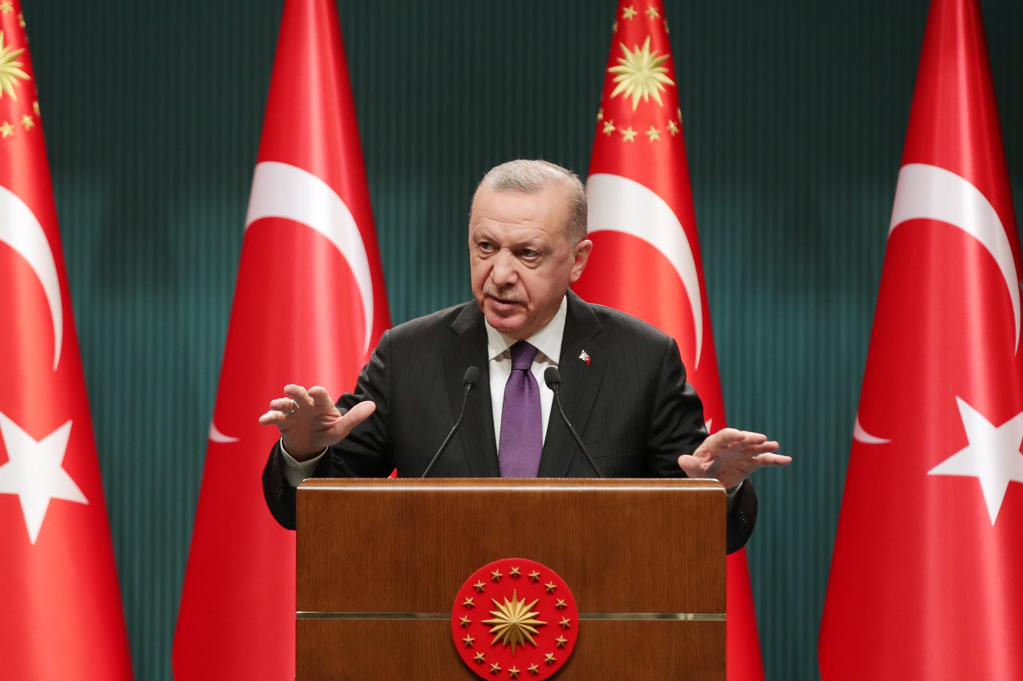 """""""Erdoğan Batı'ya karşı bağımsızlık savaşında"""""""