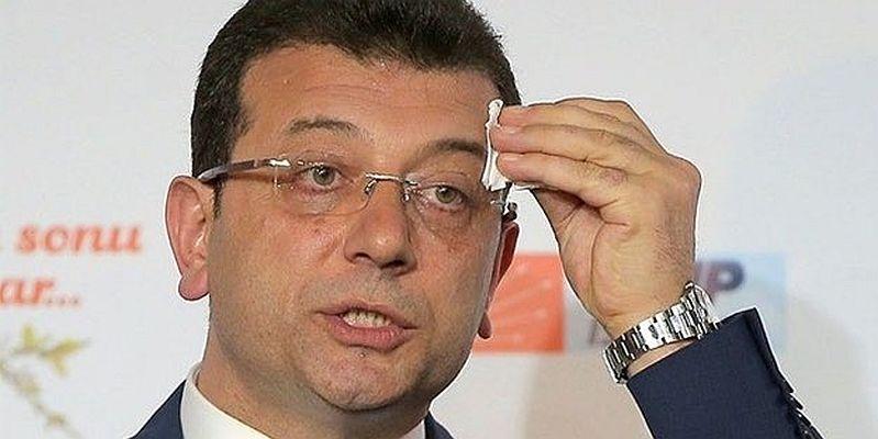 Ekrem İmamoğlu'nun büyük skandalını 24 TV ortaya çıkardı...