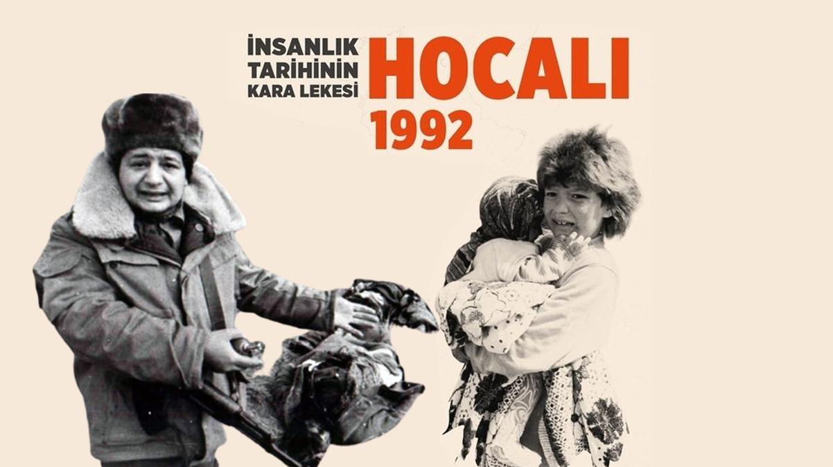 İnsanlık tarihinde kara leke: Hocalı katliamı