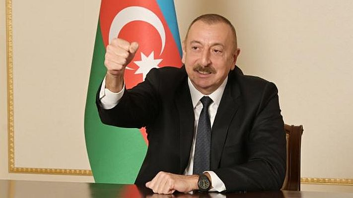 İlham Aliyev: Türk ordusu bizim için en makbul modeldir