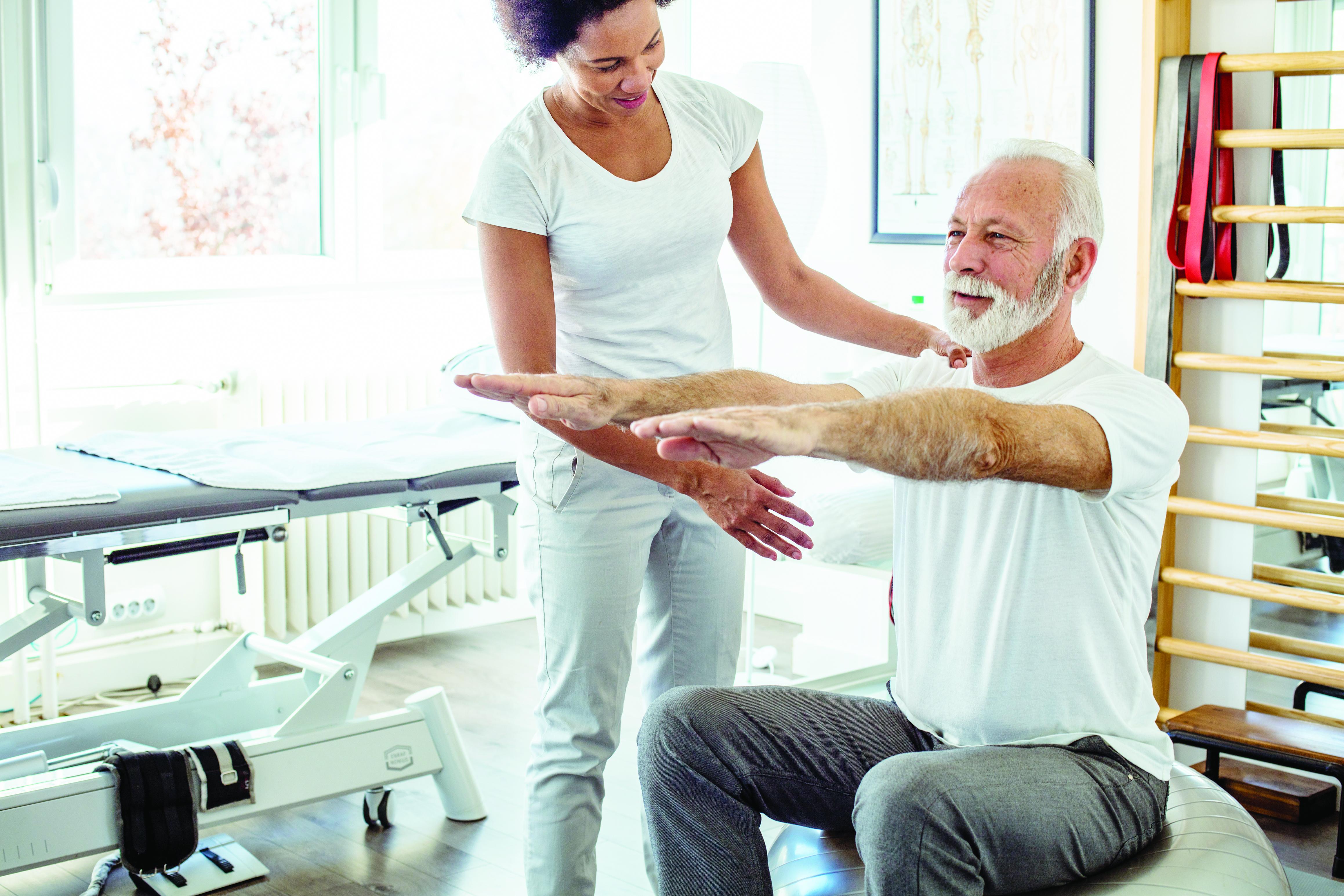 Kovid-19 geçirenlere fizik tedavi önerisi