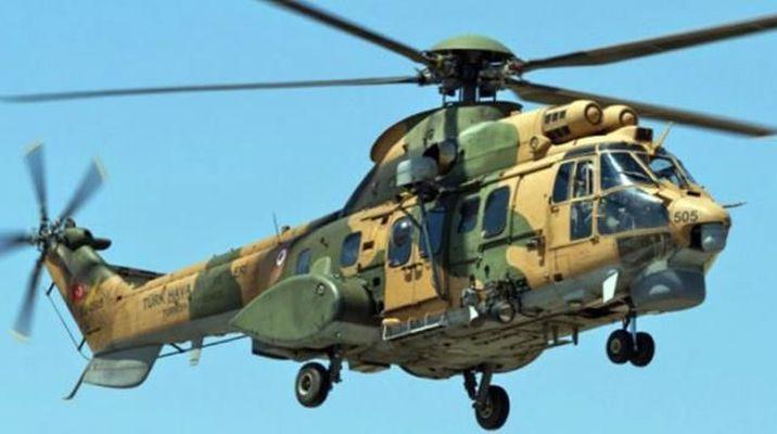 Bitlis Tatvan'da helikopter düştü: 11 askerimiz şehit oldu