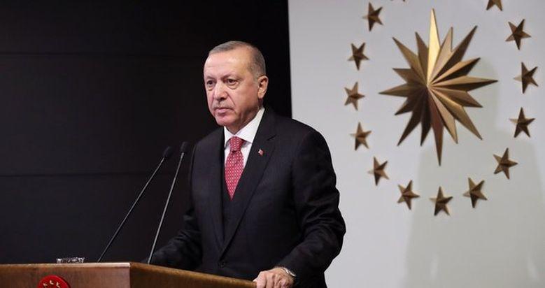Başkan Erdoğan'dan kadına şiddet açıklaması: En sert şekilde kınıyorum