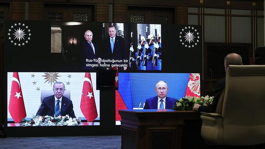 Rus basını böyle gördü: Stratejik bir adım