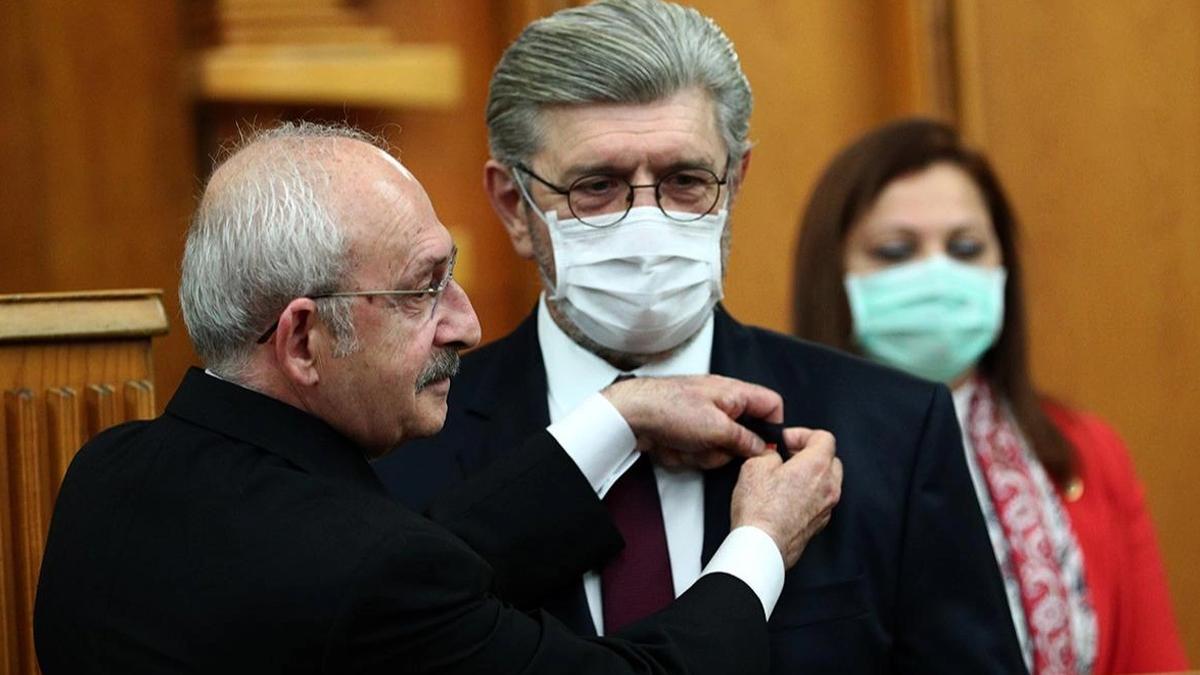 CHP'de ilk 'Cihangir İslam' istifası!