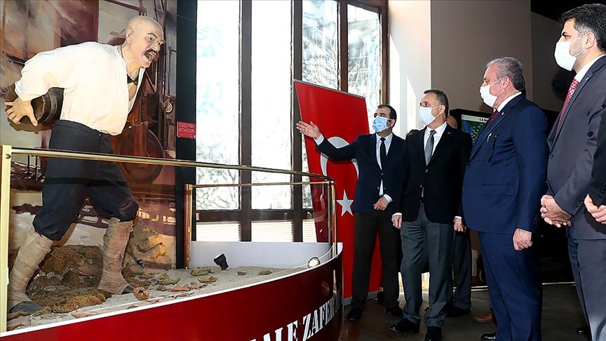 TBMM Başkanı Şentop, Bağcılar'da bir dizi ziyarette bulundu