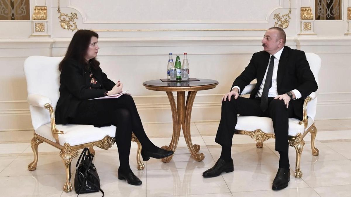 Aliyev duyurdu: Ermenistan ile müzakere sürecini başlattık