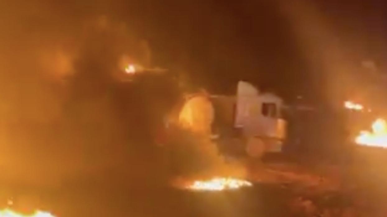 Cerablus ve Bab'a balistik füze saldırısı!