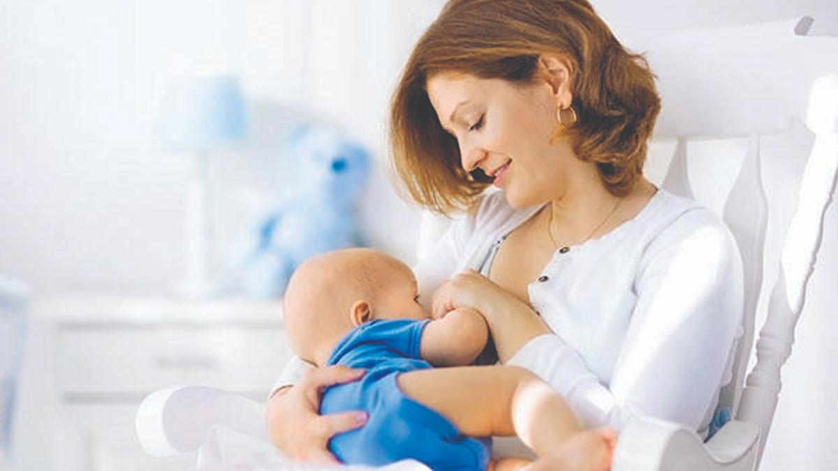 Emziren anneler için beslenme tüyoları