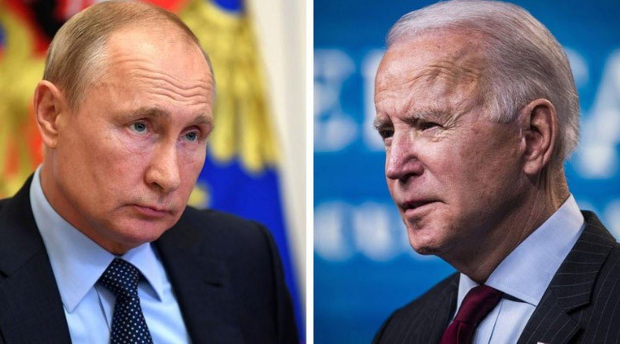 Putin, Biden ile 'İkili ilişkileri tartışmaya hazırım' dedi