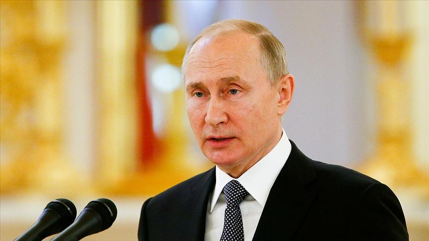 Putin'den Biden'a ilk tepki: Sağlık dilerim