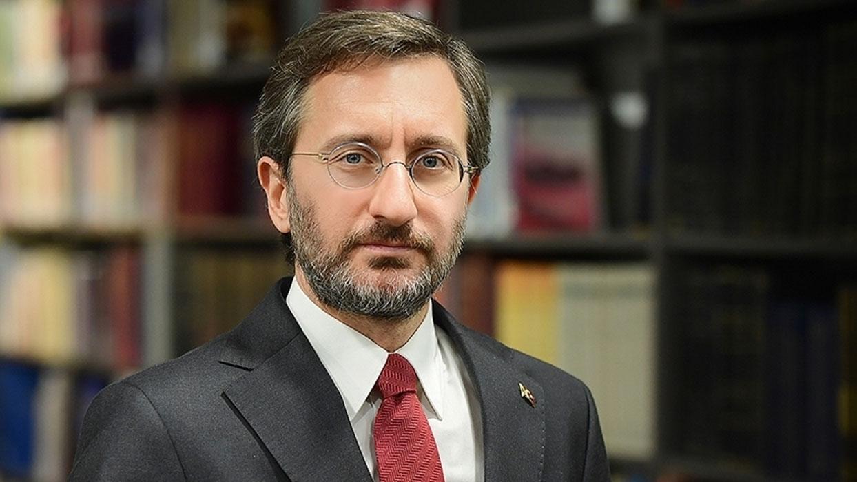 İletişim Başkanı Altun'dan 'İstanbul Sözleşmesi' açıklaması