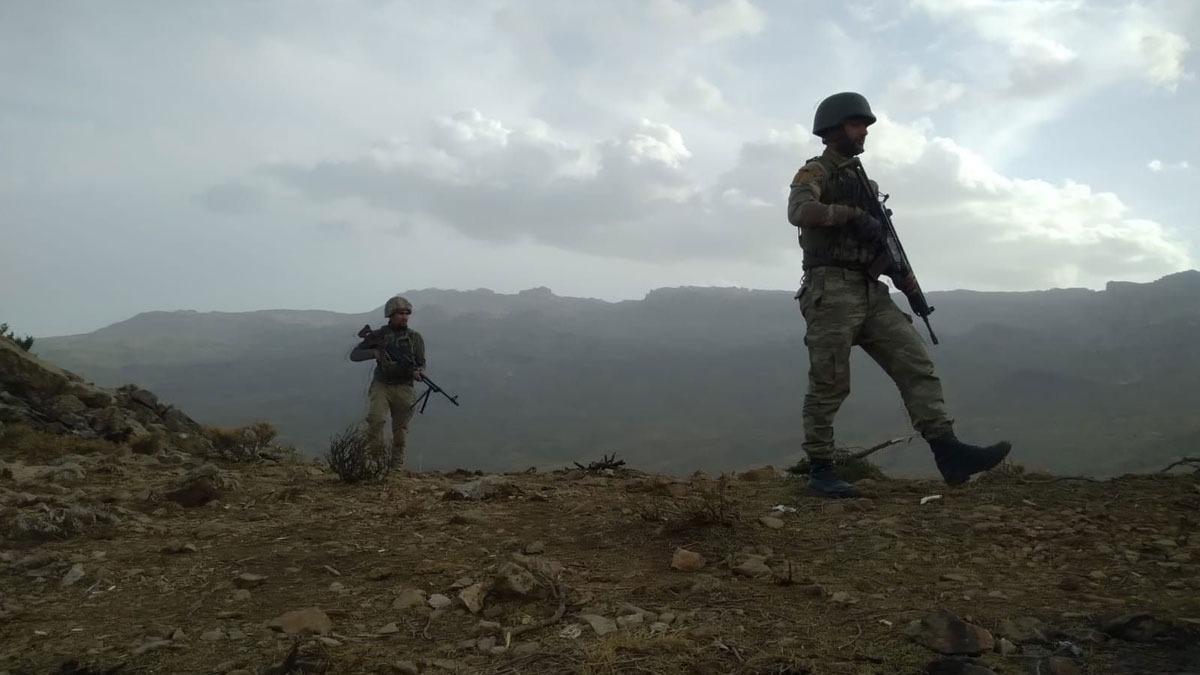 MSB: Saldırıda bulunan 20 PKK/YPG'li terörist etkisiz hâle getirildi