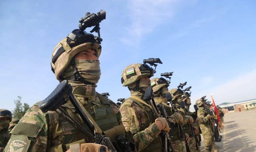 Özbekistan-Türkiye ortak askeri tatbikatı başladı