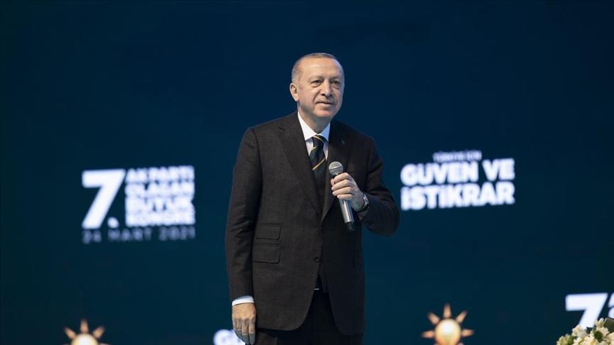 Siyasilerden Başkan Erdoğan'a tebrik mesajları