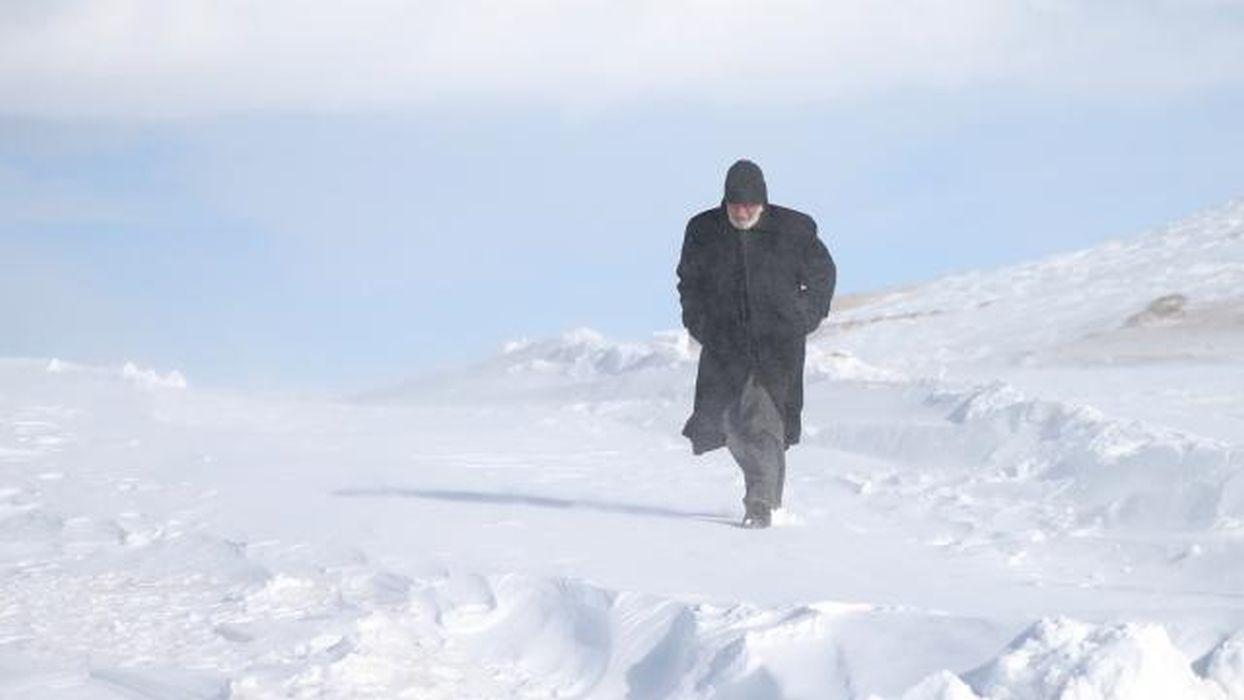 Doğu'da yarın kuvvetli kar bekleniyor